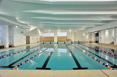 拔萃女書院游泳池