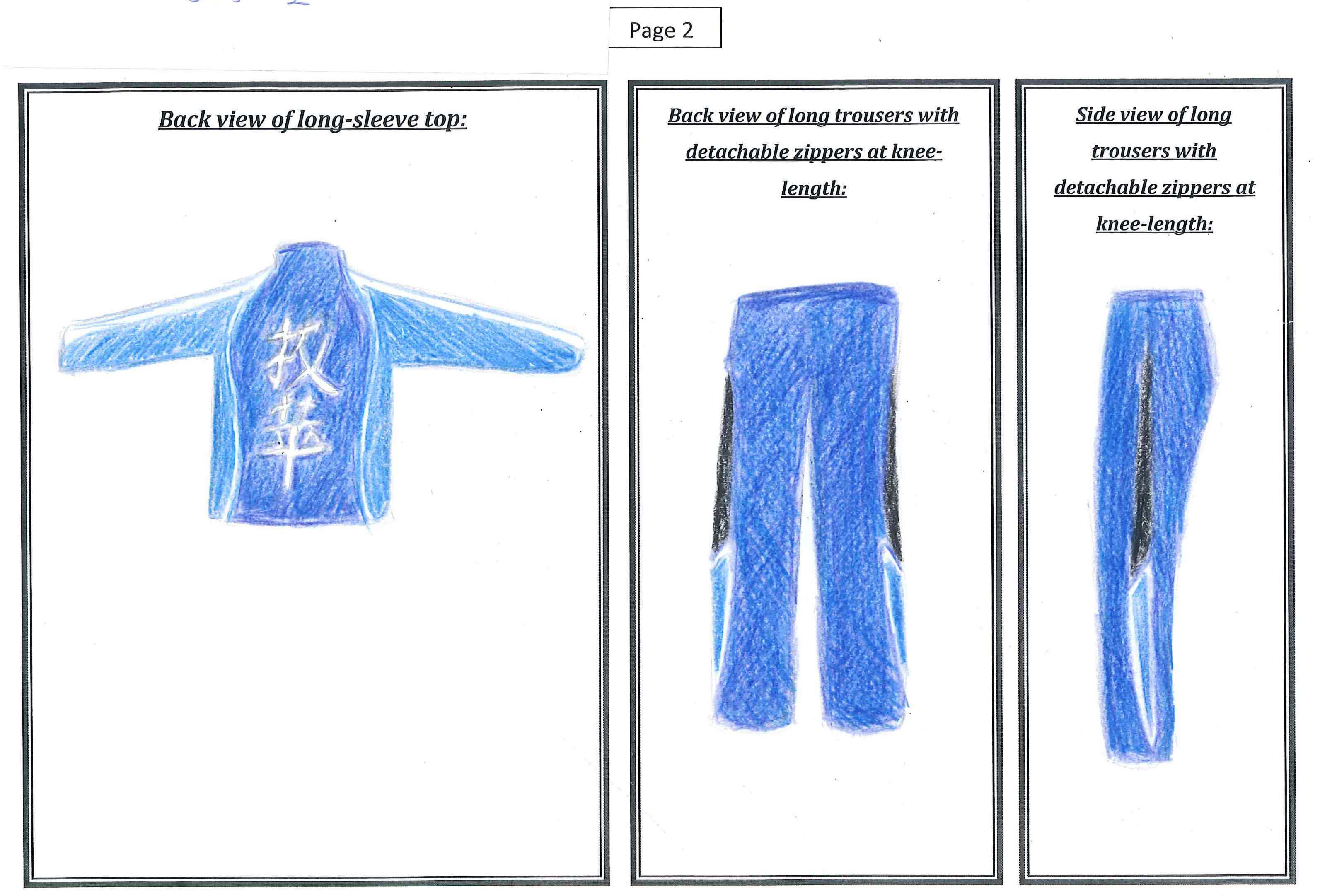 New tracksuit design competition 2014 Create a blueprint