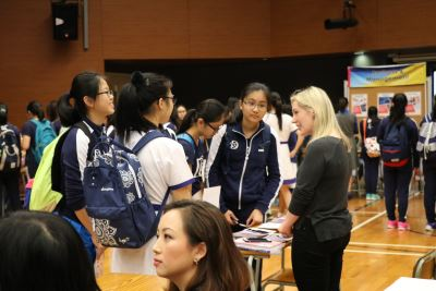 Photo : Careers Fair (5)