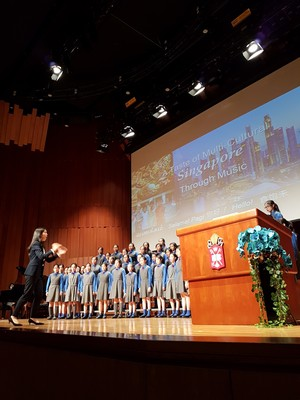 Photo : Choral Exchange (2)