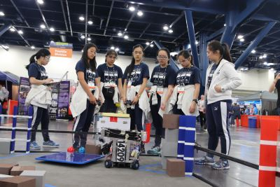 Photo : FIRST Tech Challenge (FTC) World Championship (1)