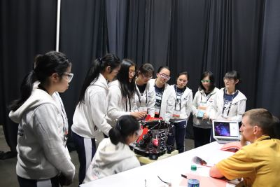 Photo : FIRST Tech Challenge (FTC) World Championship (3)
