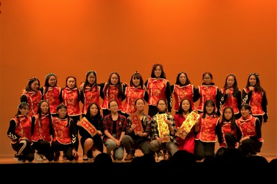 Photo : Chinese Literary Club Performance (2)